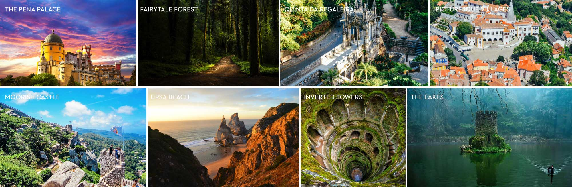 8 Reasons to visit sintra