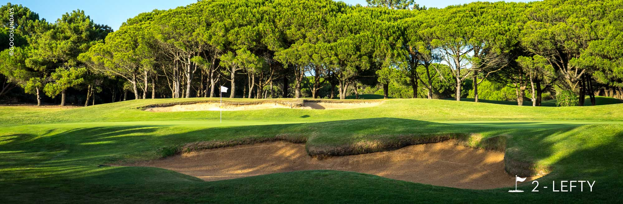Architect of Quinta da Marinha Golf