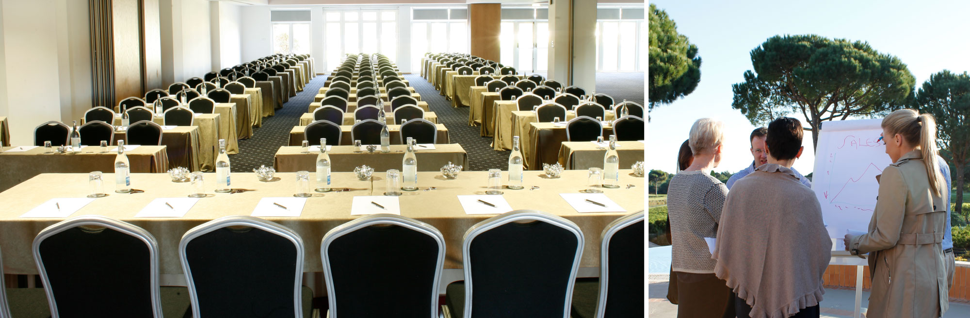 Meeting Rooms, Lisbon, Hotel Quinta da Marinha Resort