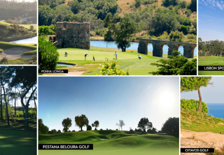 Cascais Golf Passport