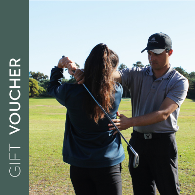 Offer 1 golf lesson
