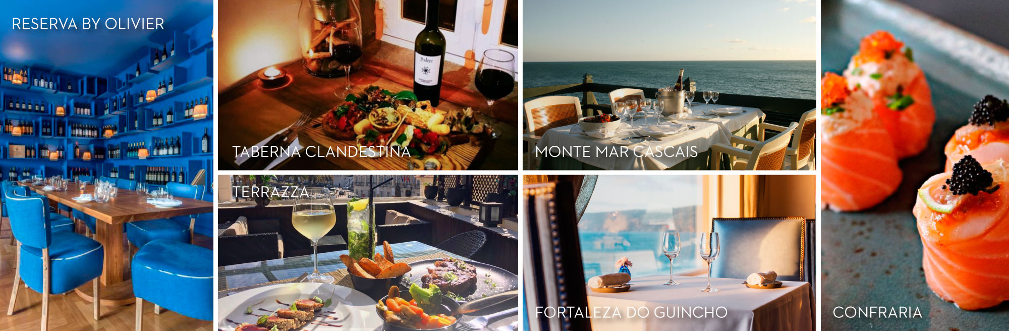 Best Restaurants In Cascais Hotel Quinta Da Marinha Resort